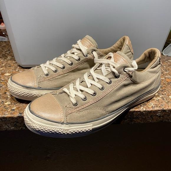 Converse John Varvatos Canvas Lo Top Sneakers